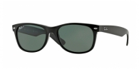 Ray-ban RB2132 901/58 BLACK/CRYSTAL GREEN POLARIZED