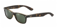 Ray-ban RB2132 902 TORTOISE/CRYSTAL GREEN