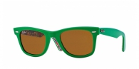 Ray-ban RB2140 1140 TOP GREEN ON TEXTURE S CRYSTAL BROWN