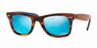 Ray-ban RB2140 117617 STRIPED HAVANA