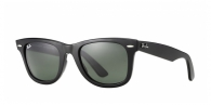 Ray-ban RB2140 901 BLACK/CRYSTAL GREEN