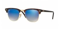 Ray-ban RB3016 990/7Q SHINY RED/HAVANA