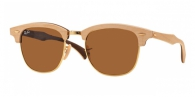 Ray-ban RB3016M CLUBMASTER WOOD 1179