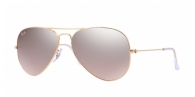 Ray-ban RB3025 001/3E ARISTA/CRYSTAL PINK SILVER MIRROR