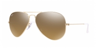 Ray-ban RB3025 001/3K ARISTA CRY. BROWN MIRROR SILVER GRAD.