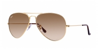 Ray-ban RB3025 001/51 ARISTA/CRYSTAL BROWN GRAD