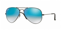 Ray-ban RB3025 002/4O SHINY BLACK