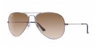 Ray-ban RB3025 004/51 GUNMETAL/CRYSTAL BROWN GRAD