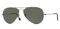 Ray-ban RB3025 W0879 GUNMETAL CRYSTAL GREEN