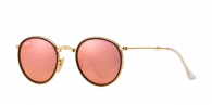 Ray-ban RB3517 FOLDING ROUND METAL 001/Z2