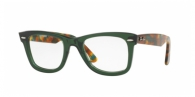 Ray-ban RX5121 5630 OPAL GREEN