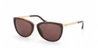 Carolina Herrera SHE046 300Y HAVANA BROWN