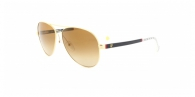 Carolina Herrera SHE070 300G BLACK/WHITE BROWN GRADIENT