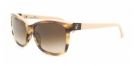 Carolina Herrera SHE598 097B LIGHT PINK / BROWN GRADIENT