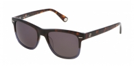 Carolina Herrera SHE608 01GR DARK HAVANA / GREY