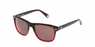 Carolina Herrera SHE608 0897 HAVANA RED