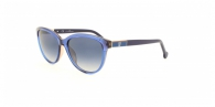 Carolina Herrera SHE642 0D25 DARK BLUE / BLUE GRADIENT