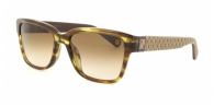 Carolina Herrera SHE645 092I DARK BROWN / BROWN GRADIENT