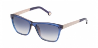 Carolina Herrera SHE646 0D25 BEIGE / BLUE / BLUE GRADIENT