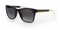 Carolina Herrera SHE646 700Y BLACK / GREY GRADIENT
