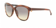 Carolina Herrera SHE647 06DB DARK BROWN / GREY GRADIENT