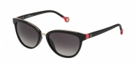 Carolina Herrera SHE688 700K BLACK / GREY GRADIENT
