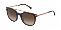 Carolina Herrera SHE690 01BA PINK GOLD / BROWN GRADIENT