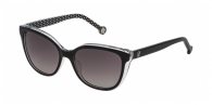 Carolina Herrera SHE694 Z32Y BLACK / GREY GRADIENT
